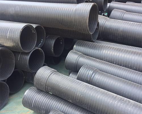 HDPE缠绕结构壁管